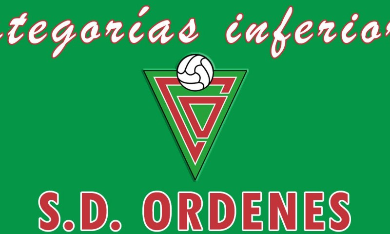 FUTBOL. CATEGORIAS INFERIOR S.D. ORDENES